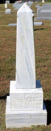 WILLEY, ROBERT WESLEY - Lancaster County, Virginia | ROBERT WESLEY WILLEY - Virginia Gravestone Photos
