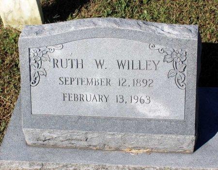 WILLEY, RUTH W. - Lancaster County, Virginia   RUTH W. WILLEY - Virginia Gravestone Photos
