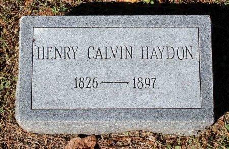 HAYDON, HENRY CALVIN - Lancaster County, Virginia | HENRY CALVIN HAYDON - Virginia Gravestone Photos
