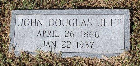 JETT, JOHN DOUGLAS - Lancaster County, Virginia   JOHN DOUGLAS JETT - Virginia Gravestone Photos
