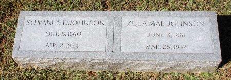 JOHNSON, ZULA MAE - Lancaster County, Virginia | ZULA MAE JOHNSON - Virginia Gravestone Photos