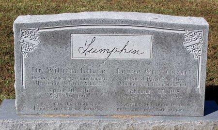 LUMPKIN, WILLIAM LATANE - Lancaster County, Virginia | WILLIAM LATANE LUMPKIN - Virginia Gravestone Photos