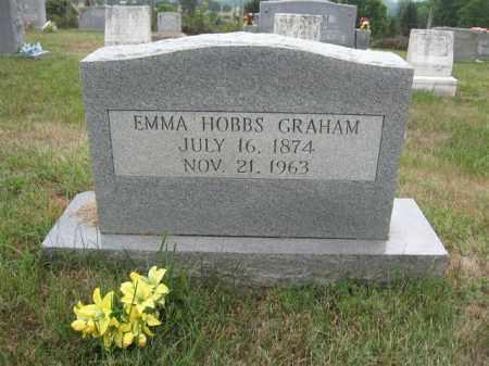 GRAHAM, EMMA - Lee County, Virginia | EMMA GRAHAM - Virginia Gravestone Photos