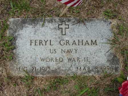 GRAHAM, FERYL - Lee County, Virginia   FERYL GRAHAM - Virginia Gravestone Photos