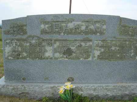 PARSONS GRAHAM, PHEBA - Lee County, Virginia | PHEBA PARSONS GRAHAM - Virginia Gravestone Photos