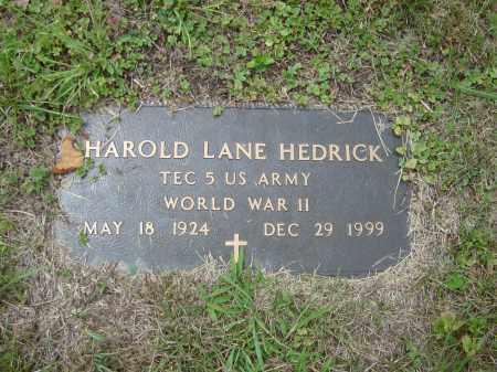 HEDRICK, HAROLD - Lee County, Virginia   HAROLD HEDRICK - Virginia Gravestone Photos