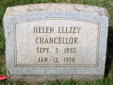 CHANCELLOR, HELEN - Loudoun County, Virginia | HELEN CHANCELLOR - Virginia Gravestone Photos