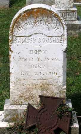 DONOHOE, SAMUEL - Loudoun County, Virginia | SAMUEL DONOHOE - Virginia Gravestone Photos