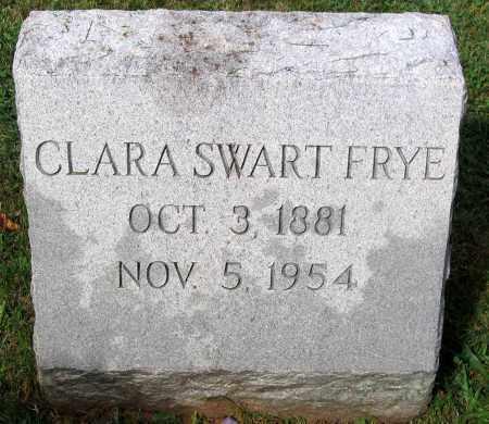 FRYE, CLARA - Loudoun County, Virginia   CLARA FRYE - Virginia Gravestone Photos