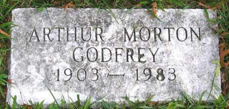 GODFREY, ARTHUR MORTON - Loudoun County, Virginia   ARTHUR MORTON GODFREY - Virginia Gravestone Photos