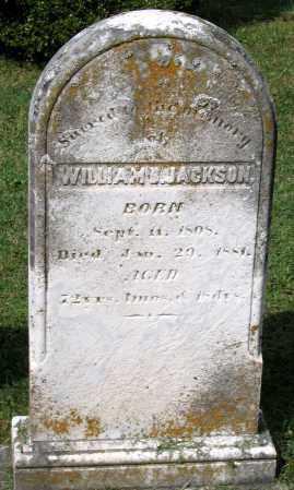 JACKSON, WILLIAM B. - Loudoun County, Virginia   WILLIAM B. JACKSON - Virginia Gravestone Photos