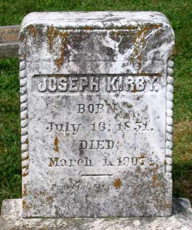 KIRBY, JOSEPH - Loudoun County, Virginia | JOSEPH KIRBY - Virginia Gravestone Photos