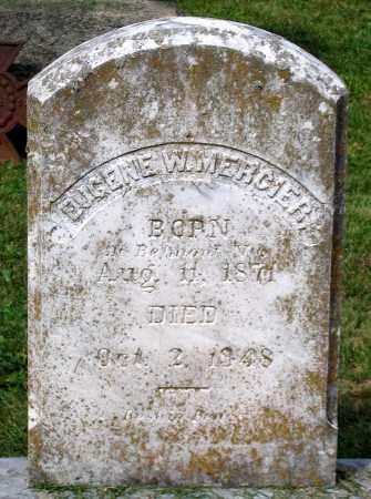 MERCIER, EUGENE W. - Loudoun County, Virginia | EUGENE W. MERCIER - Virginia Gravestone Photos