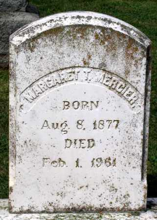 MERCIER, MARGARET T. - Loudoun County, Virginia | MARGARET T. MERCIER - Virginia Gravestone Photos