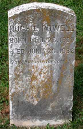 POWELL, HUGH L. - Loudoun County, Virginia   HUGH L. POWELL - Virginia Gravestone Photos