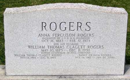 ROGERS, NANCY - Loudoun County, Virginia | NANCY ROGERS - Virginia Gravestone Photos
