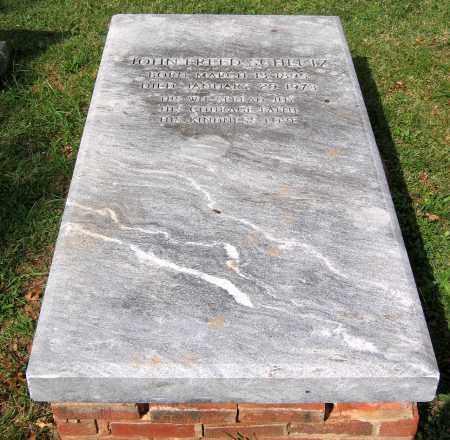 SCHEETZ, JOHN FREED - Loudoun County, Virginia | JOHN FREED SCHEETZ - Virginia Gravestone Photos