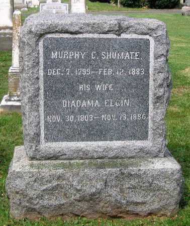 SHUMATE, DIADAMA - Loudoun County, Virginia | DIADAMA SHUMATE - Virginia Gravestone Photos