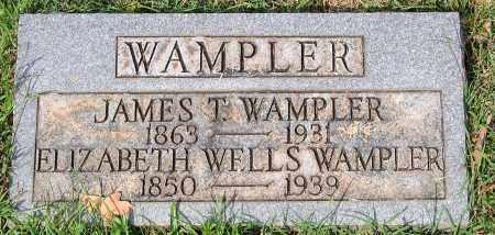 WAMPLER, JAMES T. - Loudoun County, Virginia | JAMES T. WAMPLER - Virginia Gravestone Photos