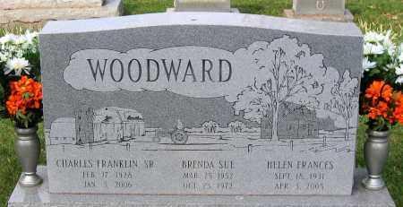 WOODWARD, HELEN FRANCES - Loudoun County, Virginia | HELEN FRANCES WOODWARD - Virginia Gravestone Photos