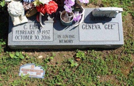 DALTON, CHARLES ELMO - Louisa County, Virginia | CHARLES ELMO DALTON - Virginia Gravestone Photos