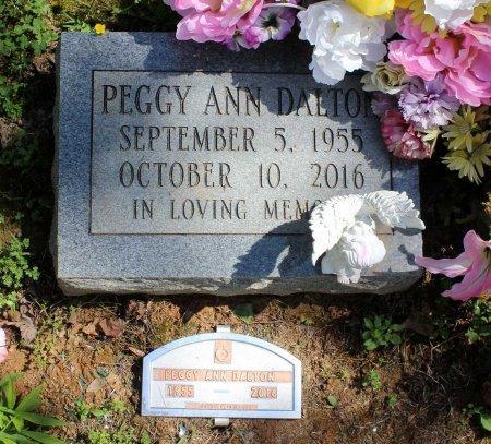 DALTON, PEGGY ANN - Louisa County, Virginia | PEGGY ANN DALTON - Virginia Gravestone Photos