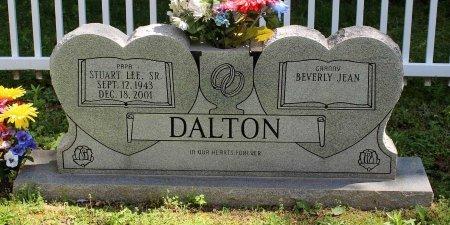 DALTON, SUTART LEE SR. - Louisa County, Virginia   SUTART LEE SR. DALTON - Virginia Gravestone Photos