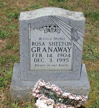 GRANAWAY, ROSA - Louisa County, Virginia | ROSA GRANAWAY - Virginia Gravestone Photos