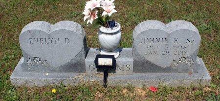GROOMS, JOHNIE E. SR. - Louisa County, Virginia | JOHNIE E. SR. GROOMS - Virginia Gravestone Photos