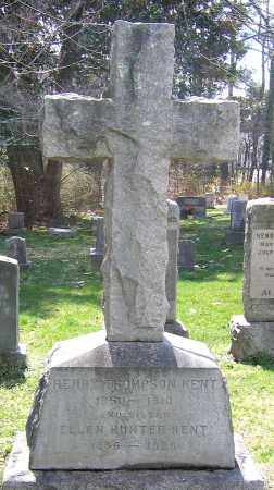 KENT, ELLEN HUNTER - Louisa County, Virginia | ELLEN HUNTER KENT - Virginia Gravestone Photos