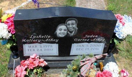 MALLORY-ATHEY, LASHELLE - Louisa County, Virginia | LASHELLE MALLORY-ATHEY - Virginia Gravestone Photos