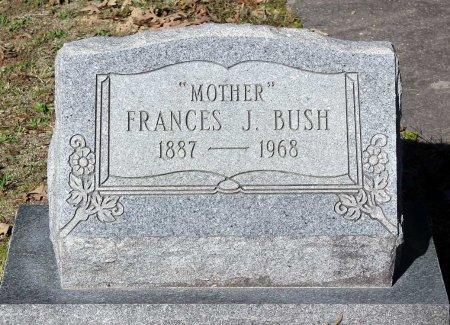 BUSH, FRANCES J. - Middlesex County, Virginia   FRANCES J. BUSH - Virginia Gravestone Photos