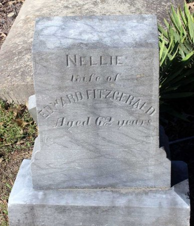 FITZGERALD, NELLIE - Middlesex County, Virginia | NELLIE FITZGERALD - Virginia Gravestone Photos