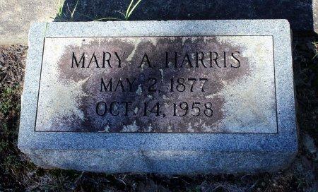 HARRIS, MARY A. - Middlesex County, Virginia   MARY A. HARRIS - Virginia Gravestone Photos
