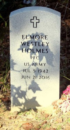 HOLMES, ELMORE WESTLEY - Middlesex County, Virginia   ELMORE WESTLEY HOLMES - Virginia Gravestone Photos