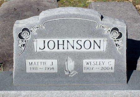JOHNSON, MATTIE J. - Middlesex County, Virginia | MATTIE J. JOHNSON - Virginia Gravestone Photos