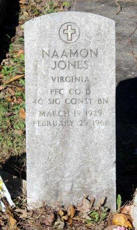 JONES, NAAMON - Middlesex County, Virginia | NAAMON JONES - Virginia Gravestone Photos