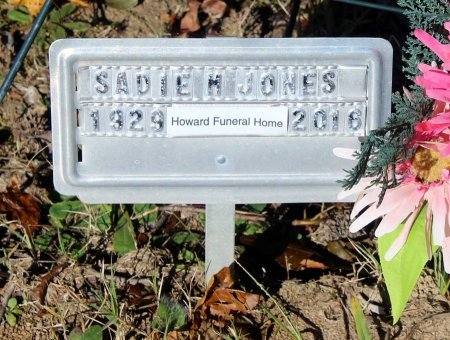 JONES, SADIE M. - Middlesex County, Virginia | SADIE M. JONES - Virginia Gravestone Photos