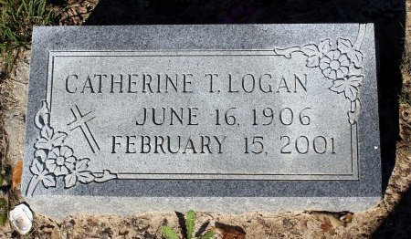 LOGAN, CATHERINE T. - Middlesex County, Virginia   CATHERINE T. LOGAN - Virginia Gravestone Photos