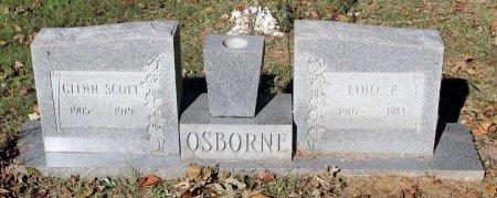 OSBORNE, ETHEL P. - Middlesex County, Virginia   ETHEL P. OSBORNE - Virginia Gravestone Photos