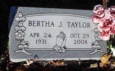 TAYLOR, BERTHA J. - Middlesex County, Virginia   BERTHA J. TAYLOR - Virginia Gravestone Photos