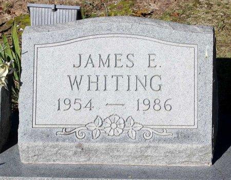 WHITING, JAMES E. - Middlesex County, Virginia | JAMES E. WHITING - Virginia Gravestone Photos