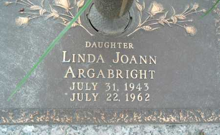 ARGABRIGHT, LINDA JOANN - Montgomery County, Virginia   LINDA JOANN ARGABRIGHT - Virginia Gravestone Photos