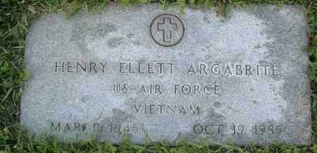 ARGABRITE, HENRY ELLETT - Montgomery County, Virginia | HENRY ELLETT ARGABRITE - Virginia Gravestone Photos