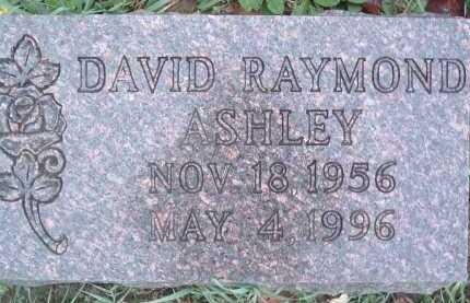 ASHLEY, DAVID RAYMOND - Montgomery County, Virginia | DAVID RAYMOND ASHLEY - Virginia Gravestone Photos