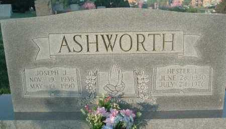 ASHWORTH, HESTER L. - Montgomery County, Virginia | HESTER L. ASHWORTH - Virginia Gravestone Photos