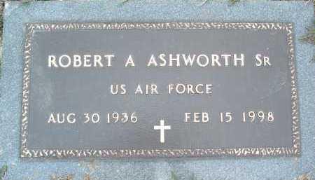 ASHWORTH, ROBERT A. SR. - Montgomery County, Virginia | ROBERT A. SR. ASHWORTH - Virginia Gravestone Photos