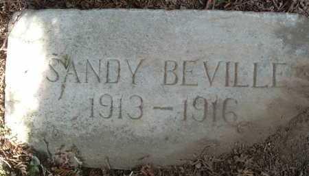 BEVILLE, SANDY - Montgomery County, Virginia   SANDY BEVILLE - Virginia Gravestone Photos