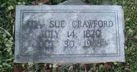 CRAWFORD, ADA SUE - Montgomery County, Virginia | ADA SUE CRAWFORD - Virginia Gravestone Photos