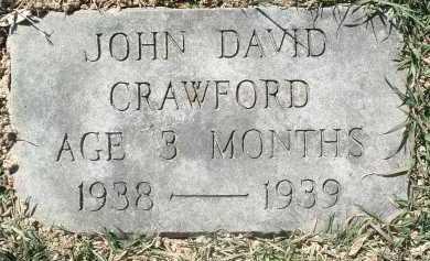 CRAWFORD, JOHN DAVID - Montgomery County, Virginia | JOHN DAVID CRAWFORD - Virginia Gravestone Photos